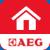AEG Home pagina